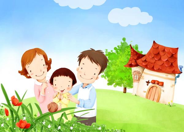 u10799 t1414460373 RV5f5 - Hãy viết một đoạn văn từ 7 đến 10 câu kể về gia đìnhmình