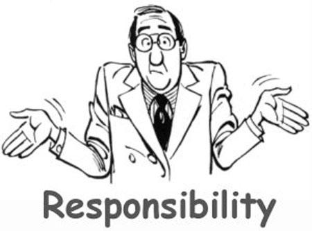 Nghị luận về thói vô trách nhiệm