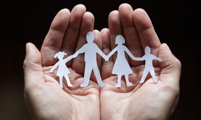 Suy nghĩ về tình cảm gia đình