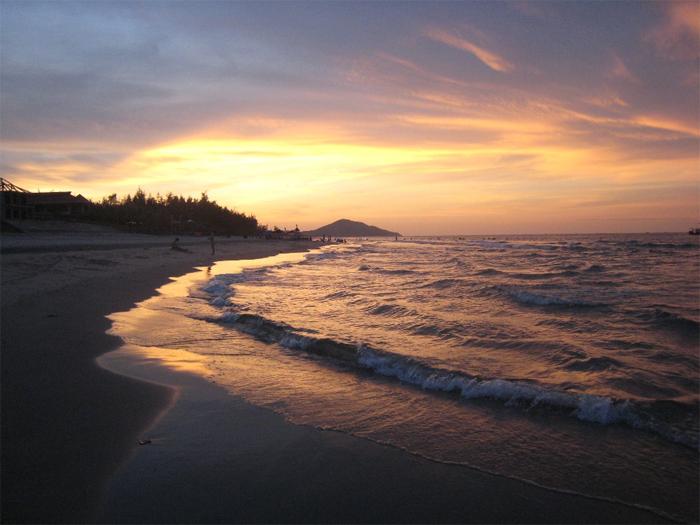 ta canh bien buoi sang - Tả cảnh biển vào buổi sáng