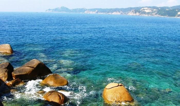 Tả cảnh biển Nha Trang