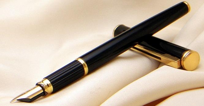 Bài văn tả chiếc bút mực