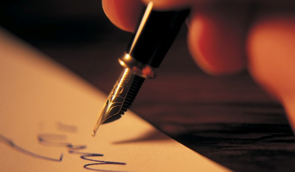 Tả cây bút mực