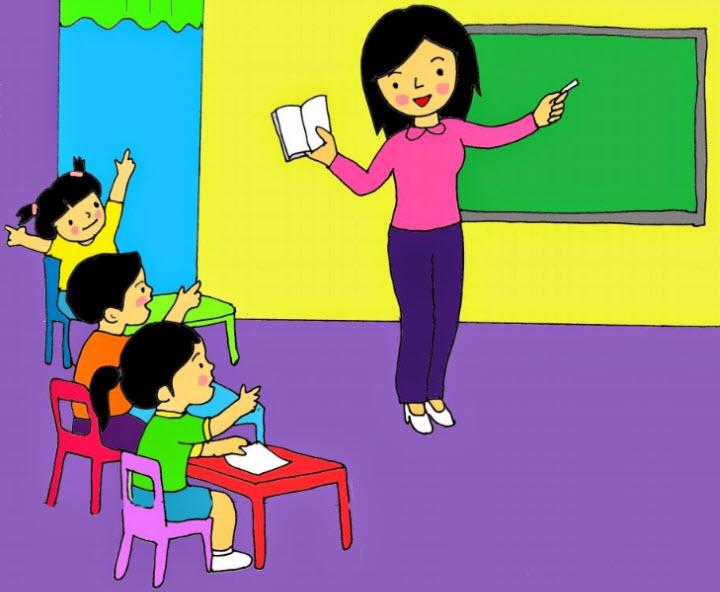 Kể về một thầy giáo hay một cô giáo mà em quý mến