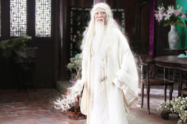 Em đã từng gặp ông Tiên trong những truyện cổ dân gian, hãy miêu tả lại hình ảnh ông Tiên theo trí tưởng tượng của mình
