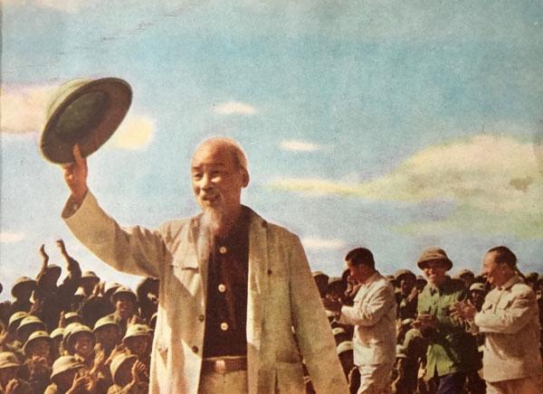Bác Hồ là vị lãnh tụ vĩ đại của nhân dân Việt Nam, anh hùng giải phóng dân tộc, danh nhân văn hóa thế giới hay viết bài văn nêu suy nghĩ của em về Người