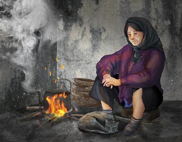 Phân tích bài thơ Bếp Lửa của nhà thơ Bằng Việt
