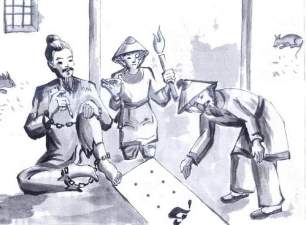 Phân tích nhân vật Huấn Cao trong tác phẩm Chữ Người Tử Tù của nhà văn Nguyễn Tuân