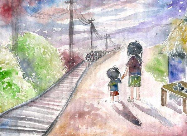 Phân tích nhân vật Liên trong tác phẩm Hai Đứa Trẻ của nhà văn Thạch Lam