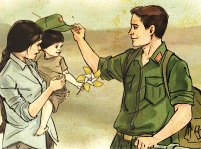 Phân tích nhân vật ông Sáu trong tác phẩm Chiếc Lược Ngà của nhà văn Nguyễn Quang Sáng