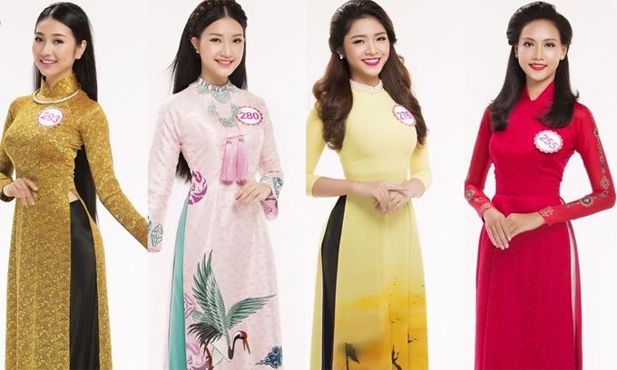 Thuyết minh về chiếc áo dài Việt Nam ta