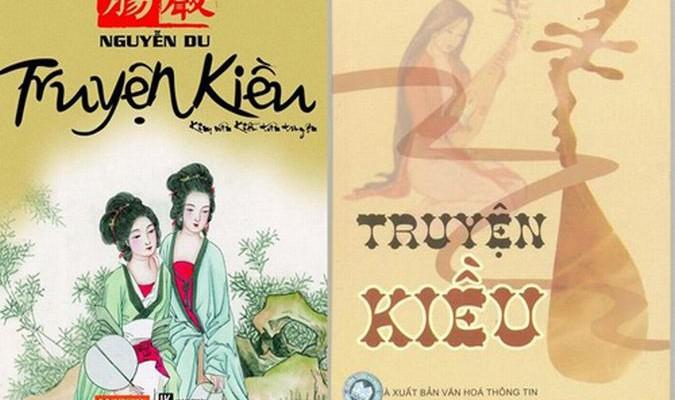 Thuyết minh về tác giả Nguyễn Du và tác phẩm Truyện Kiều – Bài tập làm văn số 6 lớp 10
